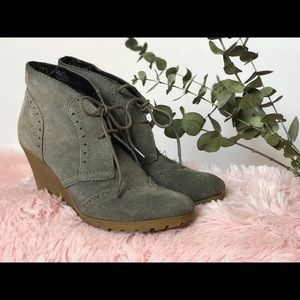 *2 for $25* •Mia• Suede Booties